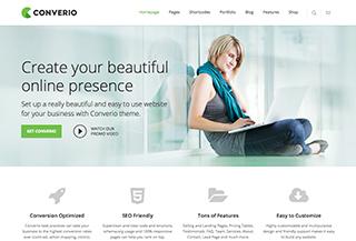 Converio - WordPress Theme