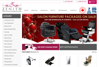 Salon Furniture Outlet Toronto