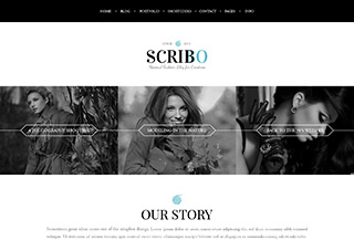 Scribbo - Minimal Fashion Blog