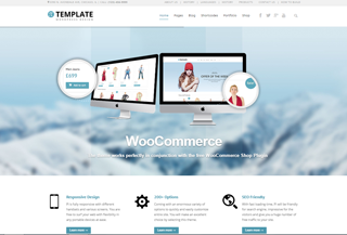 Pi Multipurpose theme