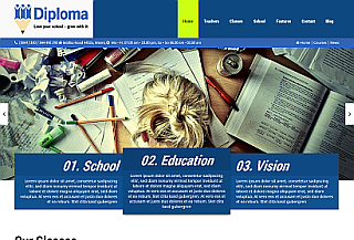 Diploma - WordPress School