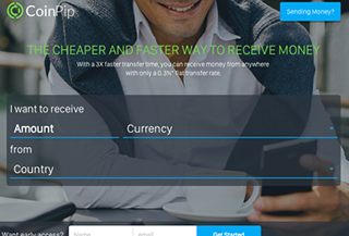 CoinPip-Transfer Money Cheaper
