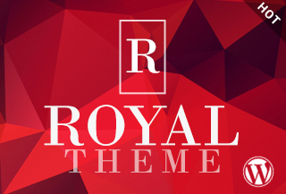 Royal - WordPress Theme