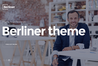 BERLINER - HTML5 Template