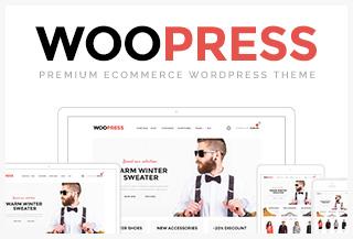 WooPress - WordPress Theme