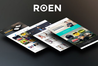 ROEN - Ultra WordPress Theme