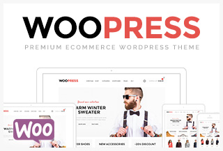 WooPress - WordPress Theme