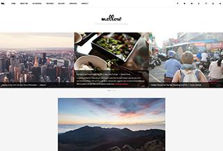 Mellow WordPress Theme