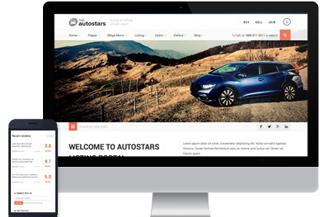 AutoStars - HTML5  Template