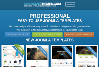Energize Themes