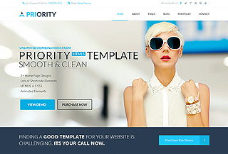 Priority Multipurpose Template