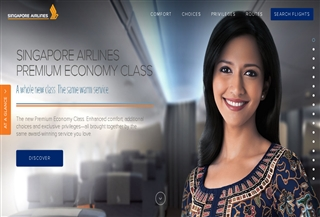 Sigapore Airlines