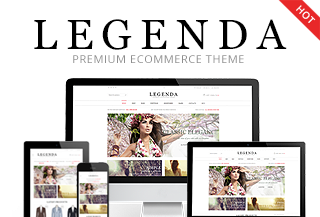Legenda - Responsive WP Theme