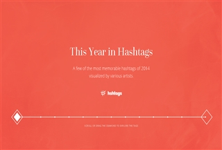 Hastags Year Review
