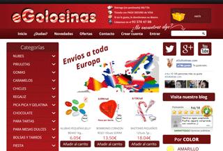 Egolosinas.com