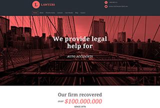 Lawyers PREMIUM THEME
