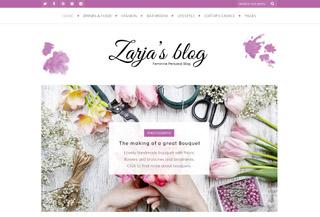 Zarja - Feminine Blog