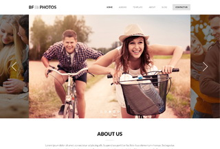 Fatafo Photography theme
