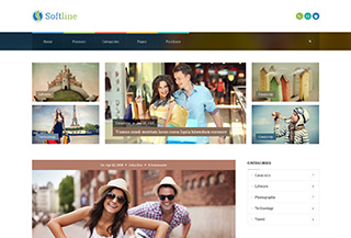 Softline WP Theme