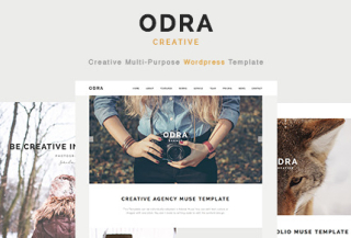 ODRA-Creative M-Purpose Theme