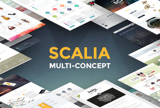 Scalia Multi-Concept Theme