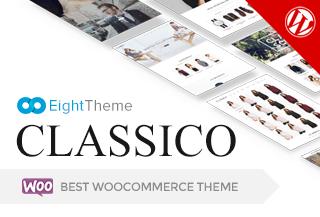 Classico - WooCommerce Theme