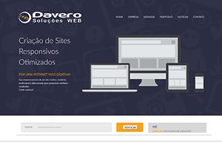 Davero Criação de Sites