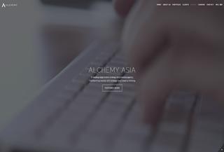 Alchemy Asia