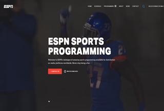 ESPN Sports Program