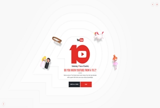 10 years Youtube