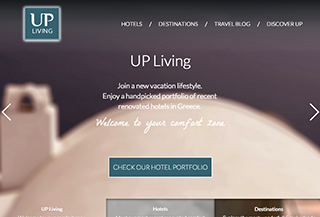 UP Living Hotels in Greece