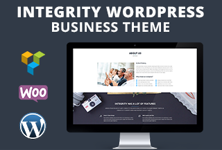 Integrity - Business WP Theme