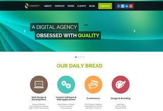 CasaSoft Web Design Malta
