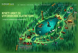 Namsskogan Familiepark