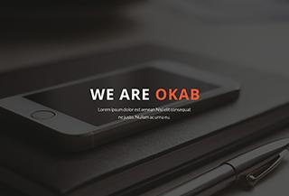 Okab PREMIUM THEME
