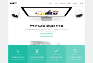 Purity WordPress Theme