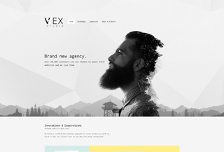 WEX - WordPress Theme