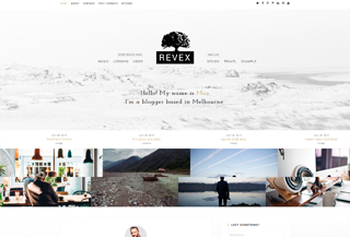 REVEX - WordPress Blog Theme