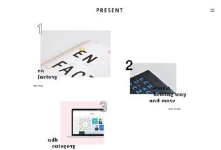 PRESENT - Branding & Design