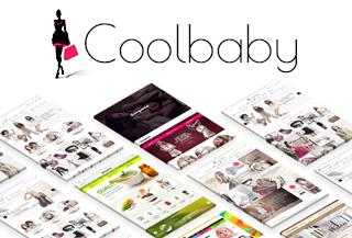Coolbaby Premium Ecommerce