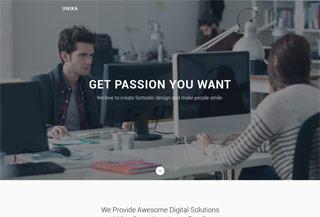Unika | Premium Theme