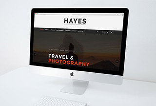 Hayes - Personal Travel Blog