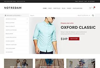 Notredam Fashion Store