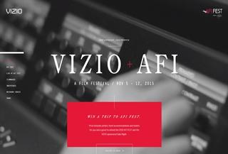 Vizio + Afi