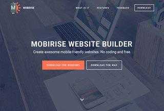Mobirise Mobile Website Maker
