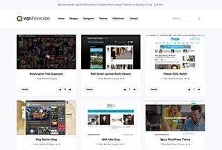 WordPress Showcase