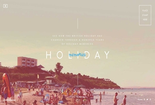 Holidays Memories