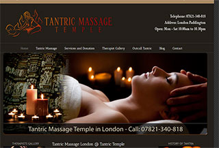 Tantric Massage Temple