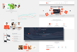 Dakota -  WordPress Theme