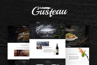 Gusteau PREMIUM THEME